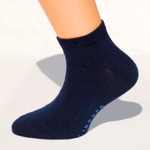 dunkelblaue sneaker-socken