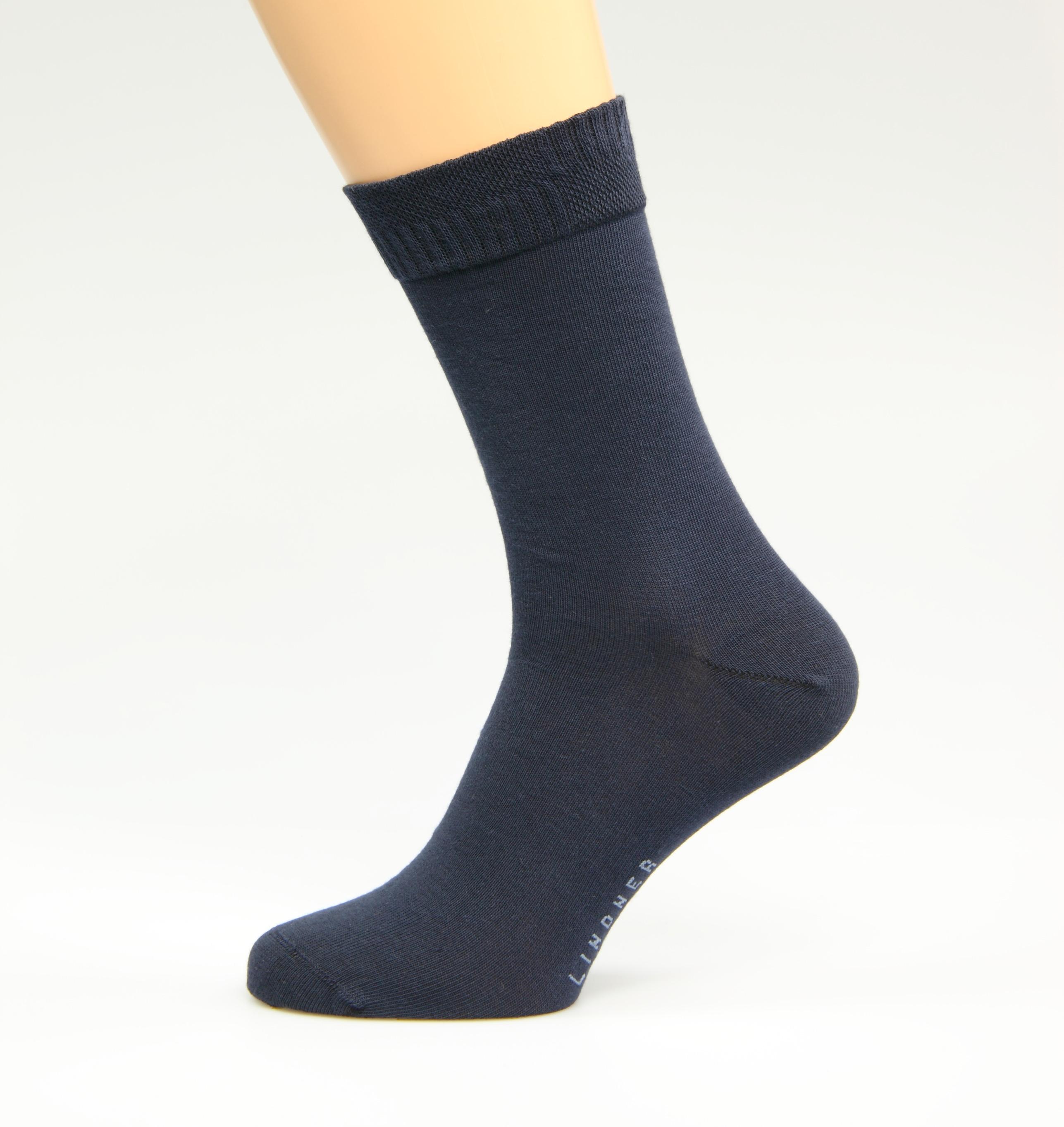 Diabetiker-Socken-blau-Gr-sse-45-47