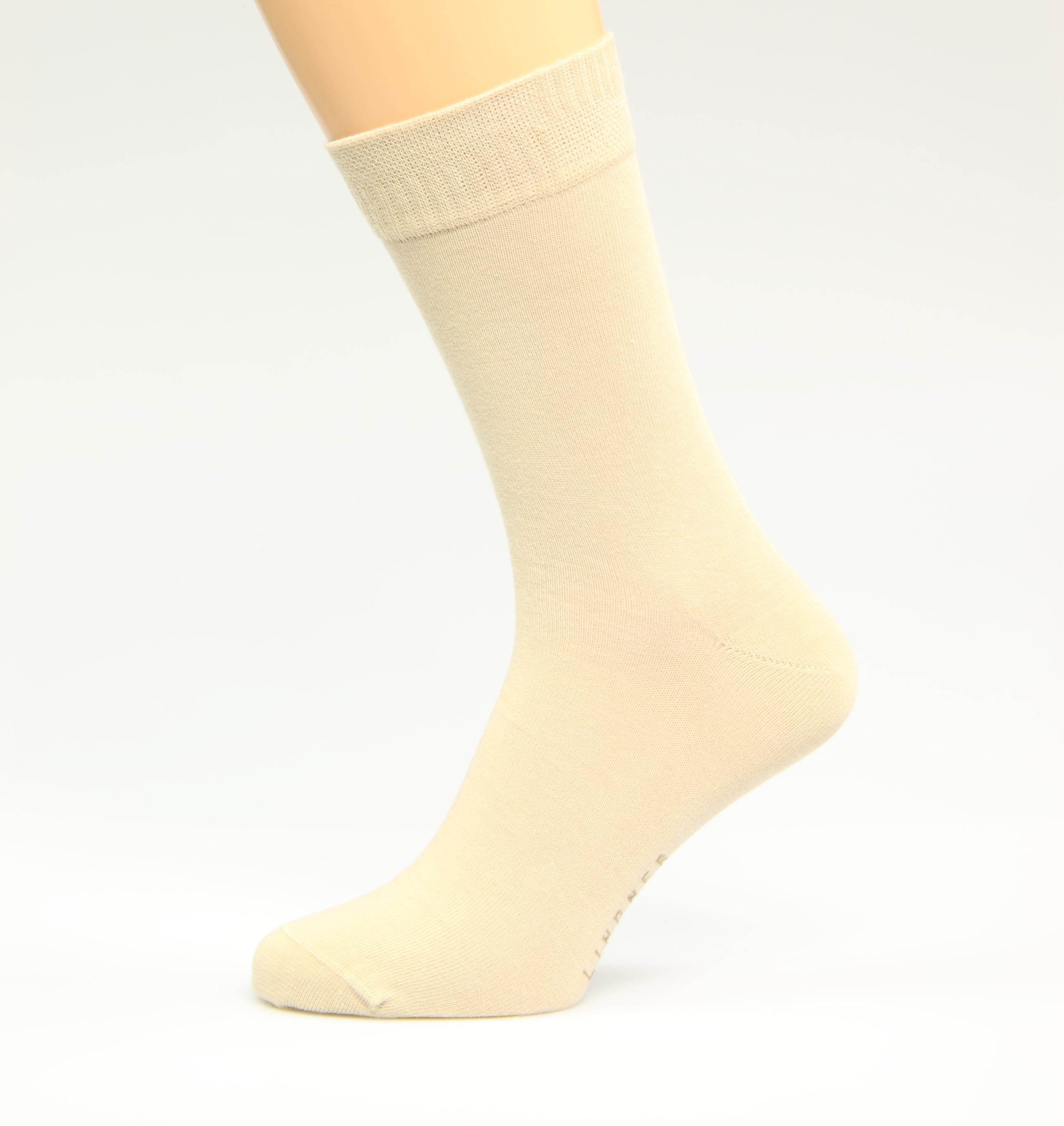Diabetiker-Socken-beige-Gr-sse-39-41