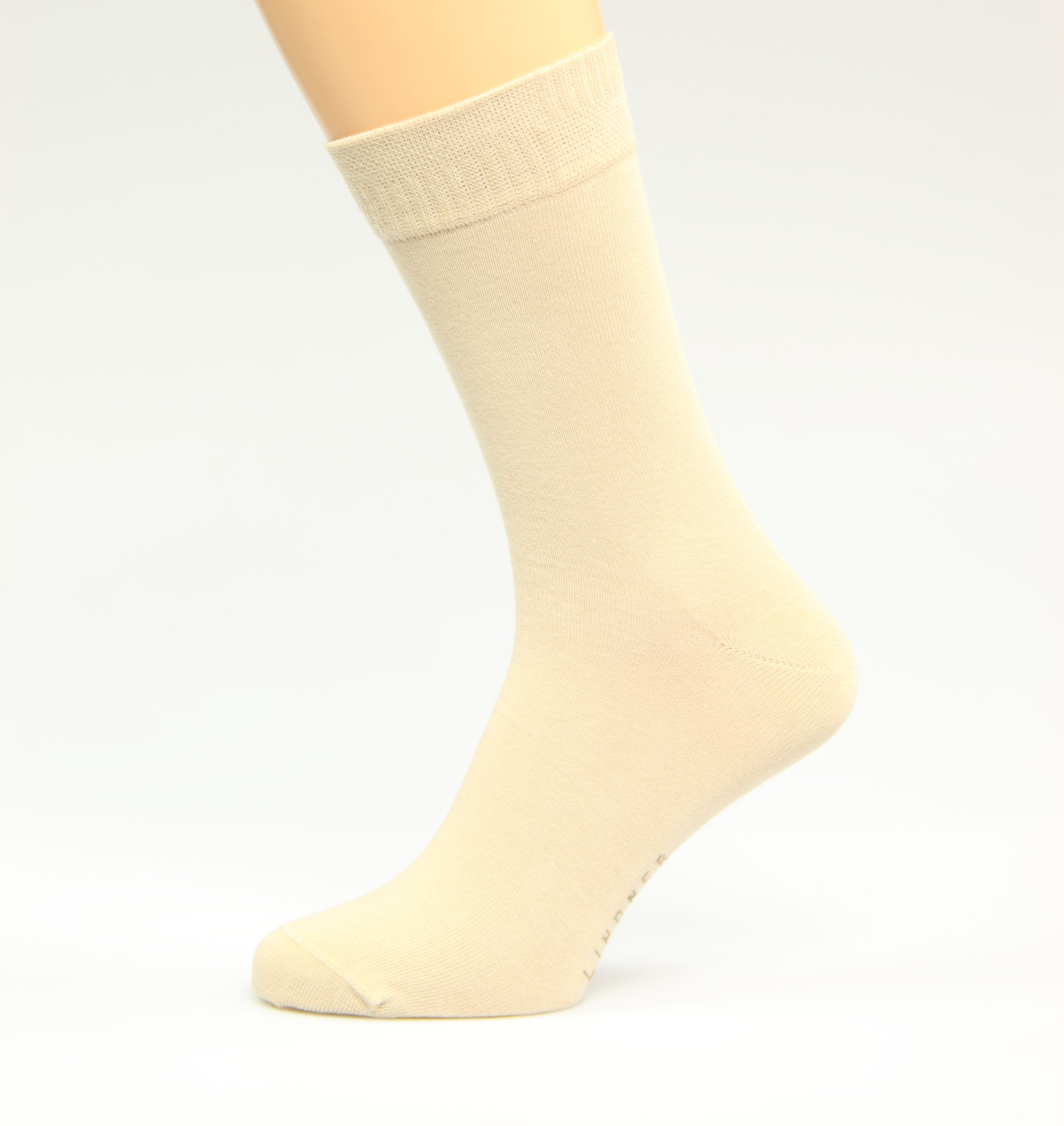 Diabetiker-Socken-beige-Gr-sse-48-50