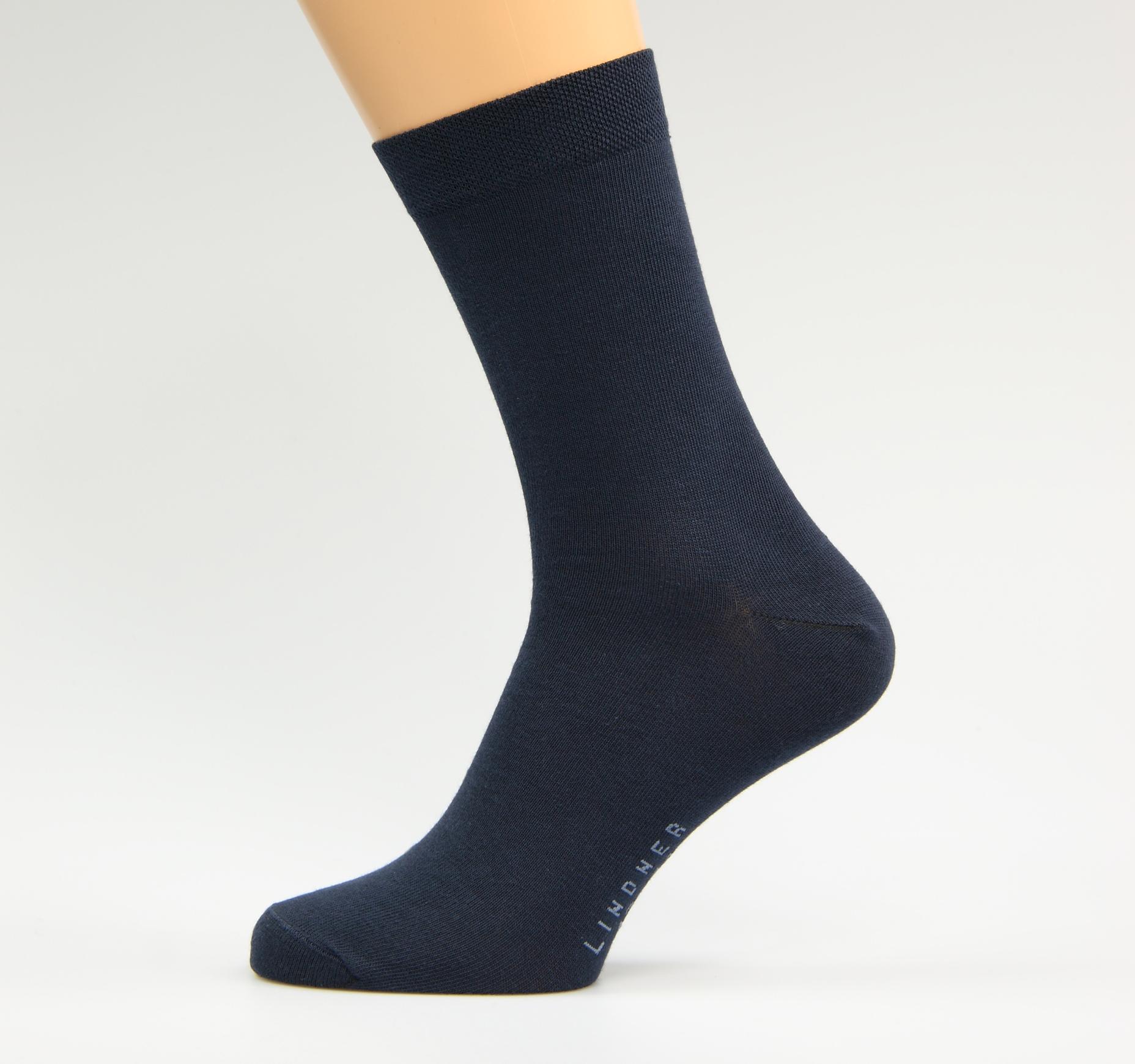 Dunkelbraune Damen Socken